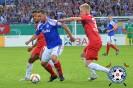 DFB-Pokal Kieler SV Holstein vs. VfB Stuttgart