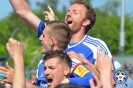 Kieler SV Holstein vs. Hallescher Fußballclub